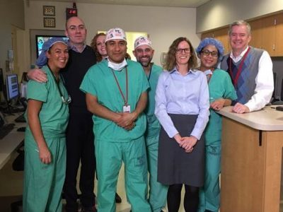 Interventional Cardiac Magnetic Resonance (ICMR) Program Team
