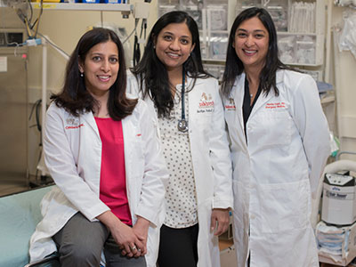 Sabah Iqbl, Shilpa Patel, Monika Goyal