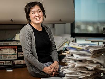 Kazue Hashimoto Torii
