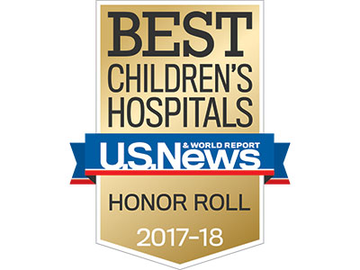 US News Honor Roll 2017-18