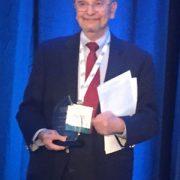 Larry D'Angelo SAMH award