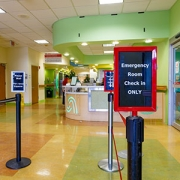 Emergency Department Check in