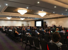 audience members at the 2018 Gluten Free Expo keynote