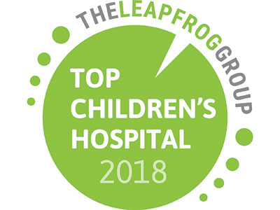Top Children's Hospital logo