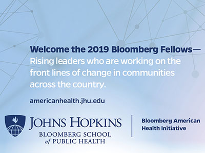 Bloomberg Fellows Graphic