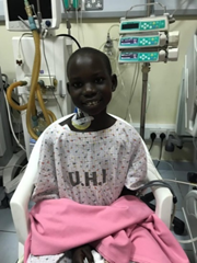Jackline: 12-year-old from Gulu