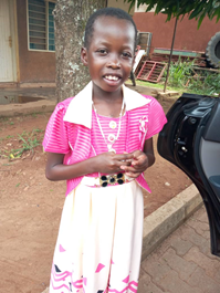 Patricia: 9-year-old from Gulu