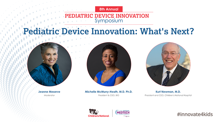 Annual Pediatric Device Innovation Symposium panelists