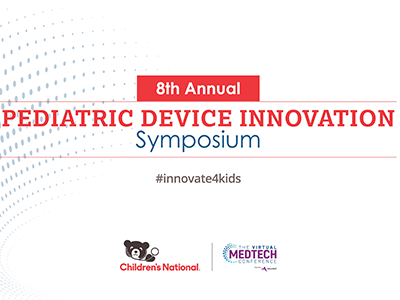 Pediatric Device Innovation Symposium graphic