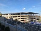 Children's National Research & Innovation Campus garage solar panel