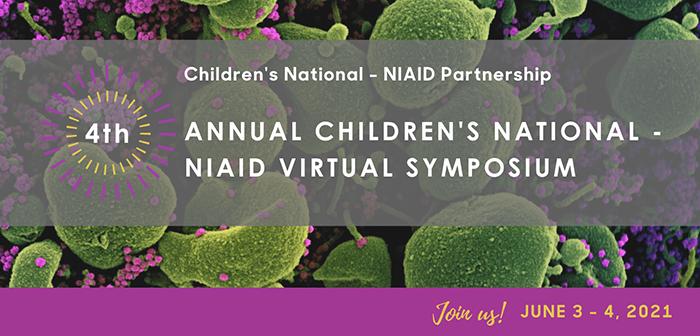 NIAID Symposium banner