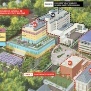 illustration of Research & Innovation Campus